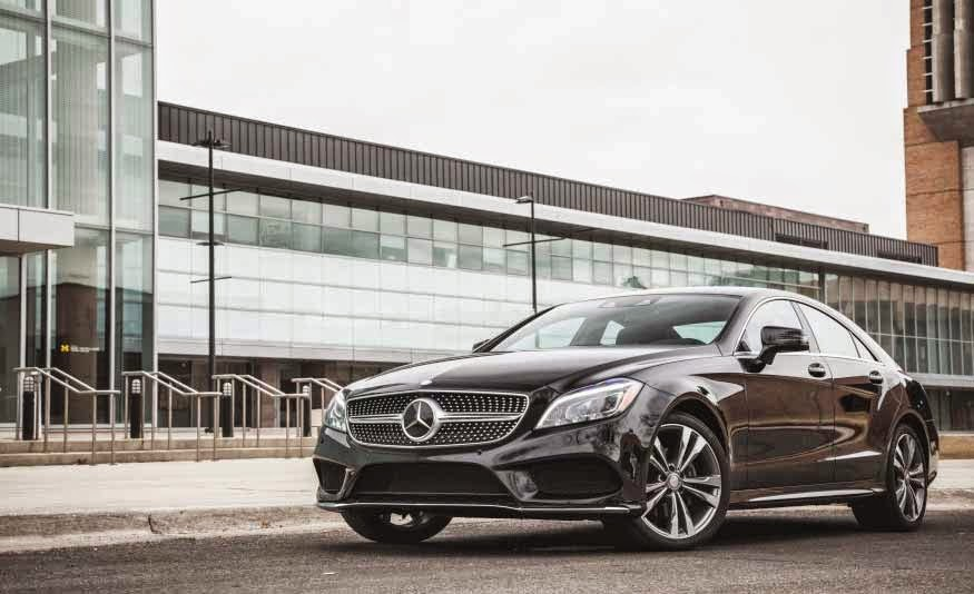 2015 Mercedes Benz CLS 400 4Matic Review