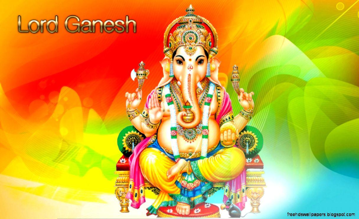 lord ganesha desktop wallpapers free free hd wallpapers