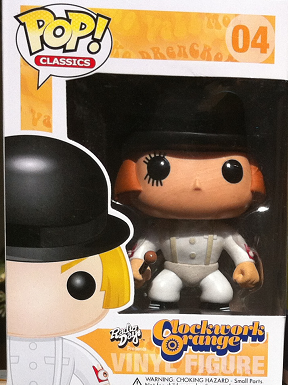 Funko Pop! Clockwork Orange