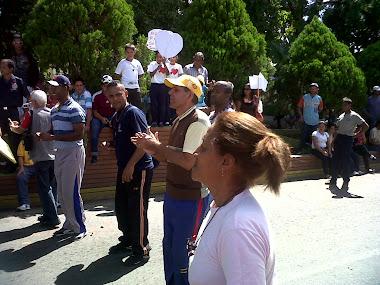 Misión Barrio Adentro Deportivo... Cuba y Venezuela unidad latinoamericana