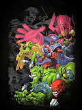 Marvel - Villains shirt (NEW+ORIGINAL)
