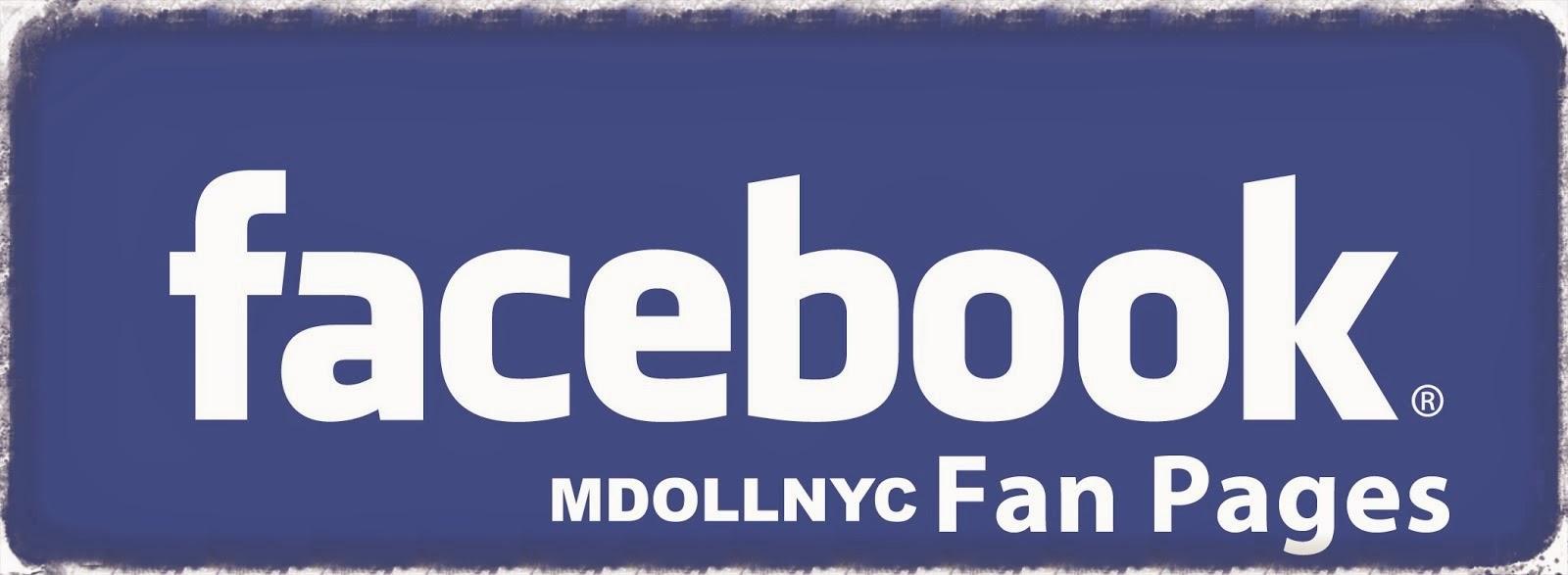 MDollNYC FACEBOOK FANPAGE