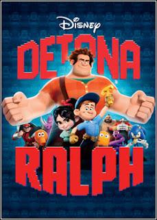 Download - Detona Ralph DVDRip - AVI - Dual Áudio