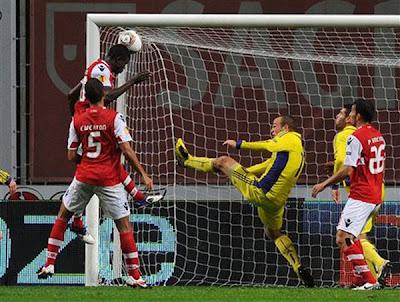 Braga 5 - 1 NK Maribor (2)