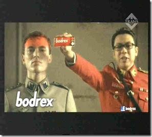 Iklan Bodrex bertema Nazi