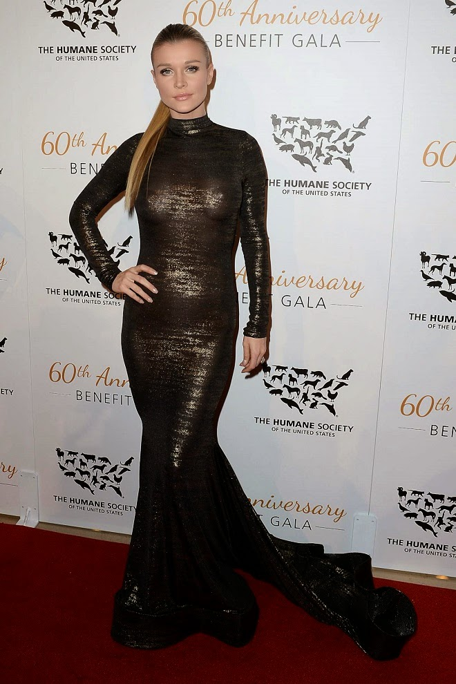 Joanna Krupa - Humane Society's 60th Anniversary Gala in Beverly Hills