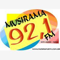 ouvir a Rádio Musirama FM 92,1 ao vivo e online Sete Lagoas