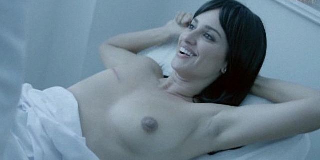 Penélope Cruz en topless