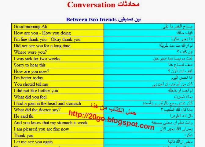 كتاب كيف تتعلم الانجليزية بدون معلم