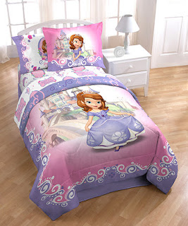 Princess Sofia Comforter Set Disney Junior