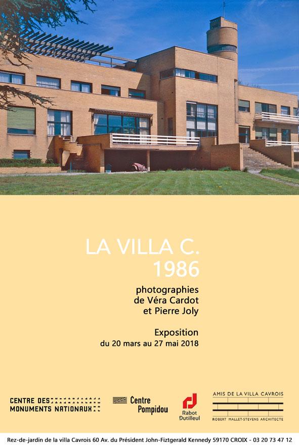 La Villa Cavrois en 86