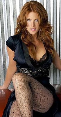 Angie Everhart - Victoria Secret Models