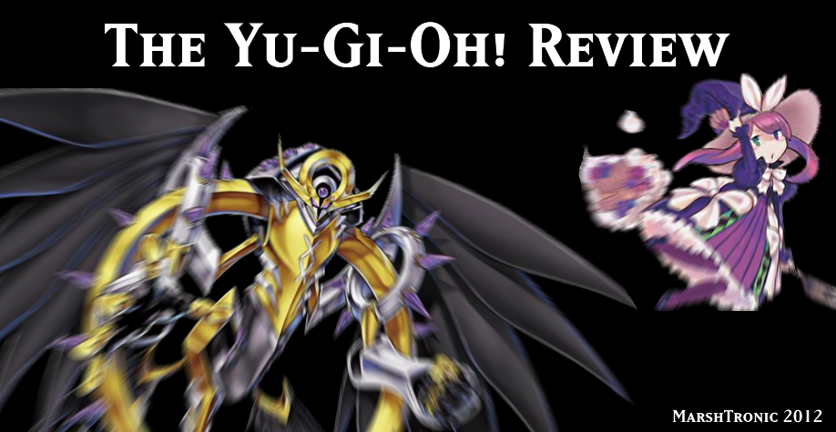 The Yu-Gi-Oh! Review