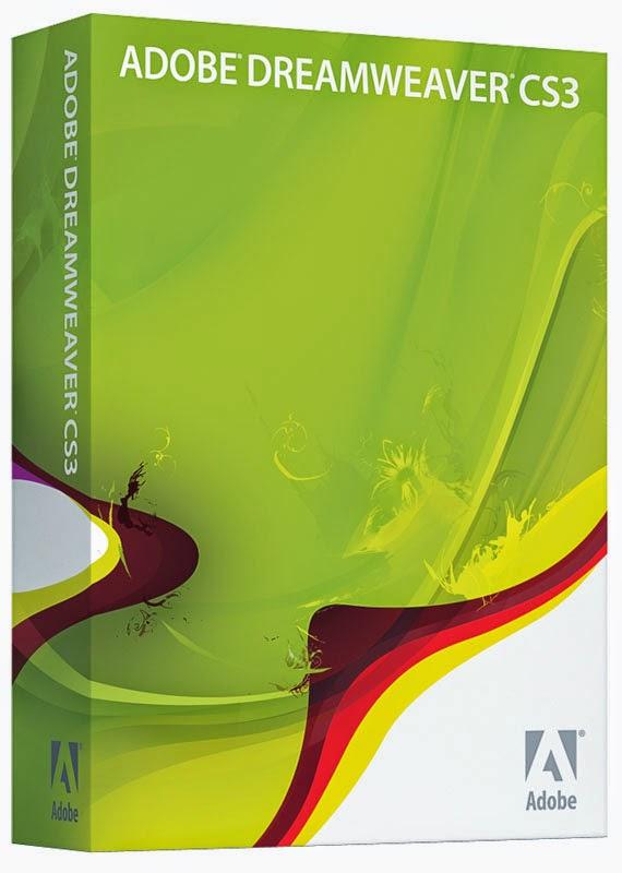 Download Adobe Dreamweaver CS3 Full Crack