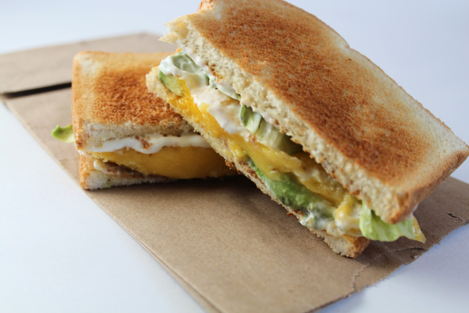 ... and Mango Sandwiches with Cilantro-Lime Mayo - Yummy Healthy Easy
