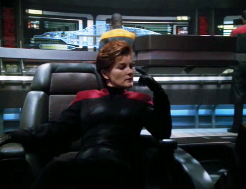 Image result for star trek voyager mirror universe episode