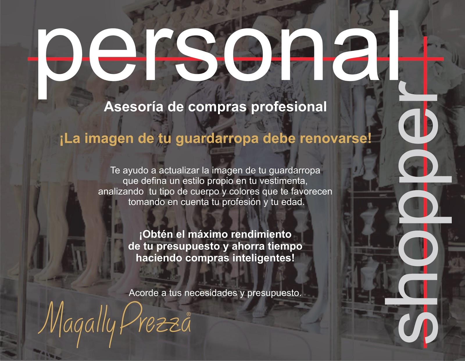 Magally prezza dise o de imagen coordinaci n de moda - Personal shopper blog ...