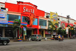 Salza, Restoran dan Convention Hall di Kawasan Simpanglima Pati