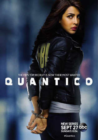 Poster of Quantico S01E05 HDTV X264 200MB