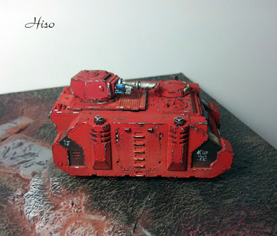 Razorback Blood Angels