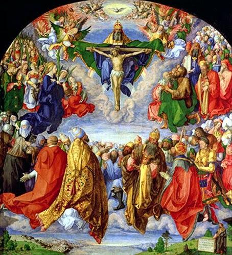 "Sermon for Trinity Sunday: ""Credo"""