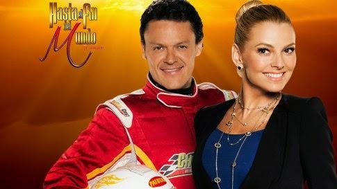 Until the end of time soap opera // livingmividaloca.com #HastaElFin
