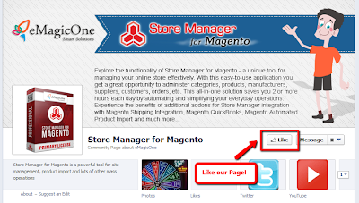 Free Magento Store Manager