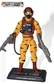 Hasbro GI Joe Club Exclusive Subscription Service 2.0 Tiger Force Airtight