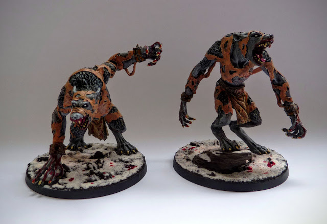 Forge World Skin Wolves