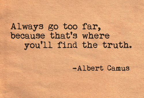 life inspiration quotes: Where you find the truth inspirational quote