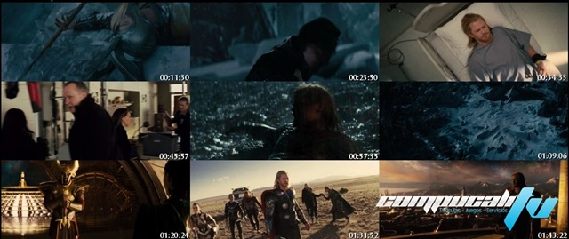 Thor 2011 DVDRip Español Latino