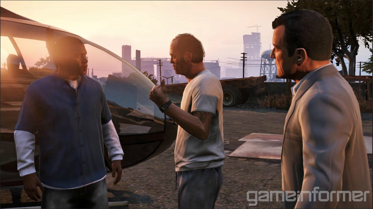 GTA V - Fonte/Reprodução: GameInformer
