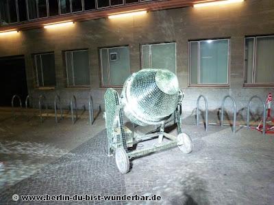 fetival of lights, berlin, illumination, 2012, Berlin Glitters, neues Kranzler Eck