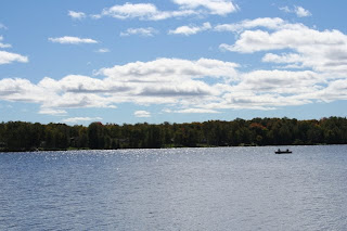 Fishermen, Trout Lake, MI