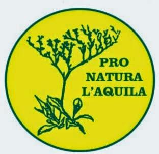 Logo pro natura l'aquila