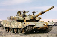 K1 Main Battle Tank