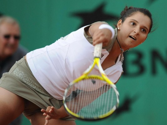 Sania Mirza Hot And Spicy Pictures