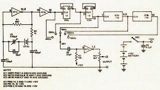 Generator Circuit Diagram