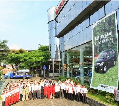 Dealer Mobil Toyota Auto 2000 Pasteur Bandung