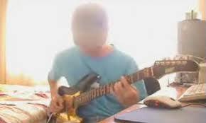 berlatih gitar, mental gitaris, tips,