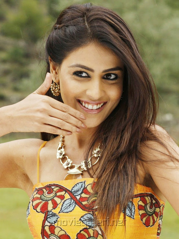 Sexy Actress Gallery: GENELIA VELAYUDHAM STILLS