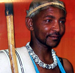 King of the amaXhosa