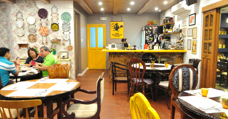 The frazzled cook relocates in scout gandia tomas morato beryllicious a food lifestyle and for H cuisine tomas morato