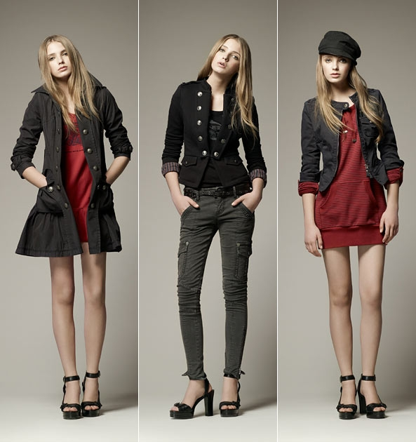 girls casual fashion