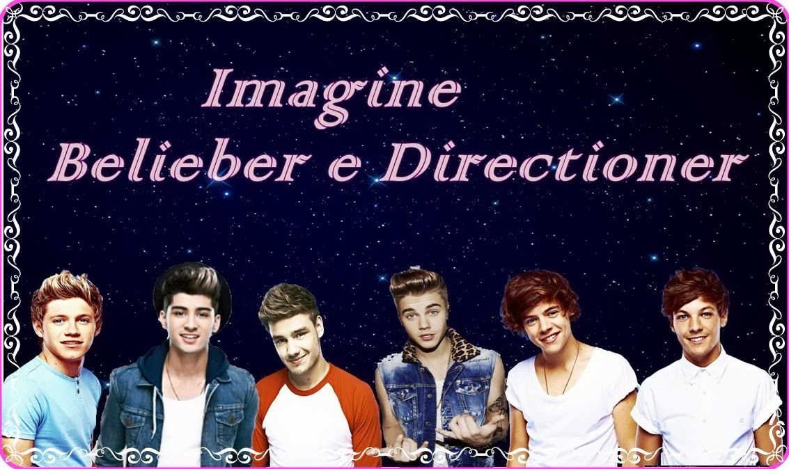 Imagine Belieber e Directioner