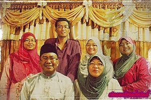 my lovely family~~