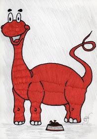 Προσεχώς Οι περιπέτειες του Γκάπι (Gapophagosaurus)