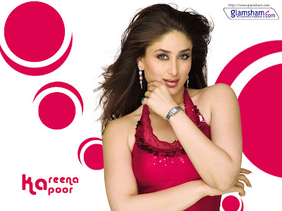 Kareena+Kapoor+Looking+Sexy+in+Hot+Pink+Dress%252C+Stylish+Kareena+Kapoor