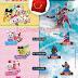 Tamagotchi and Ultraman Series