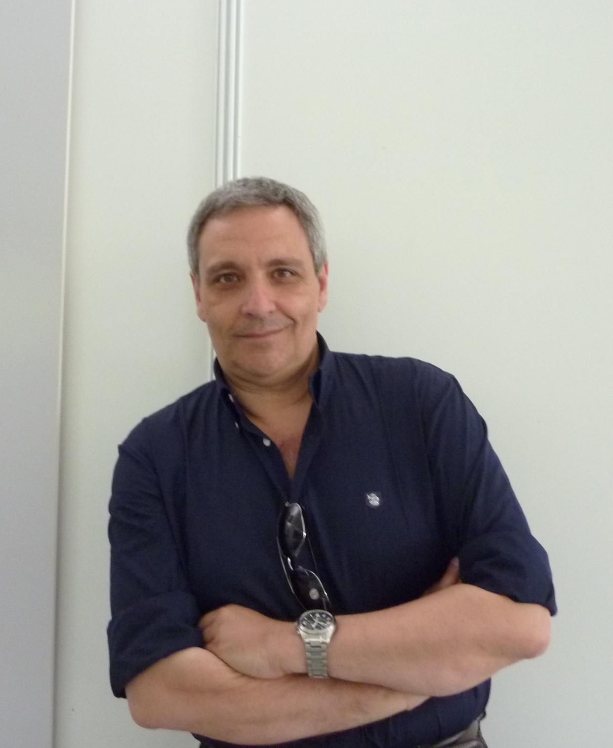 Mis detectives favorit@s: Giuseppe Lojacono - Maurizio de